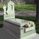 Lápida de granito modelo 16