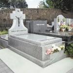 Lápida de granito modelo 21