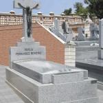 Lápida de granito modelo 22