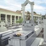 Lápida de granito modelo 32