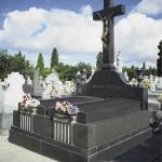 Lápida de granito modelo 34
