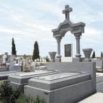 Lápida de granito modelo 35