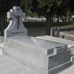 Lápida de granito modelo 39